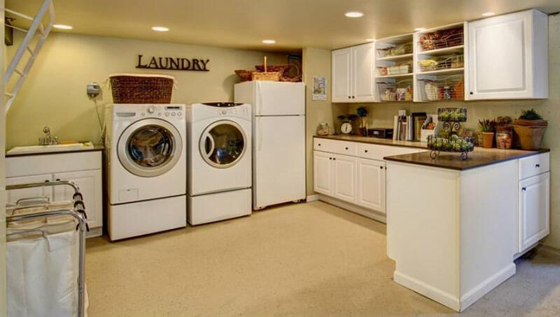 Granite Countertops in the Laundry Room | Granite Shop