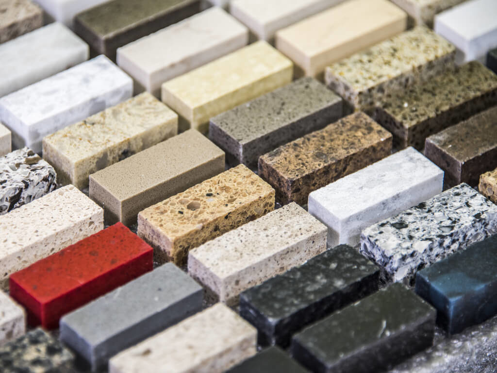 differences between granite and marble and quartz