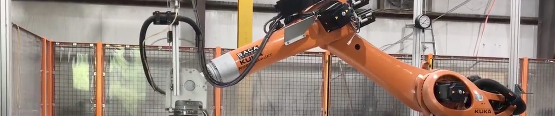 advanced robotics stone cutting