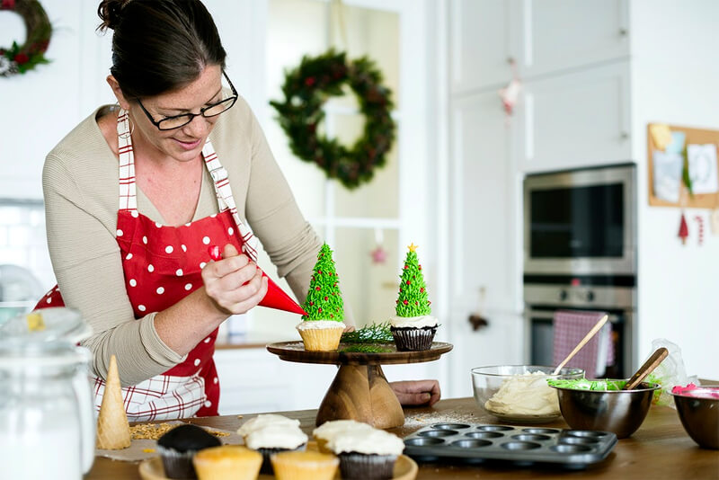 holidays in your kitchen
